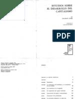 Dobb Maurice, Estudios sobre el desarrollo del capitalismo.pdf