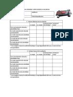Check List Inspección Final Ensamble Avalancha