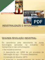 Industrialização e Imperialismo