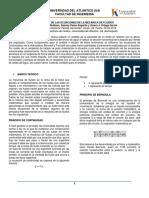 INFORME DE ECUACIONES DE LA MECANICA DE FLUIDOS.docx
