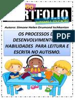 Autismo e Educação Estimulos Para Leitura e Escrita