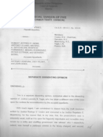 Dissenting Opinion of Justice Renato Dacudao on Vizconde Massacre Court of Appeals G.R. CR HC No. 00336