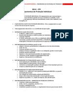 Normas Regulamentadoras_segurança Do Trabalho