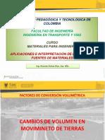 8. Aplicaciones e Interpretaciones de Estudios de f.m.