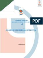 Reglamento Propiedad Intelectual OFICIAL LCI.pdf