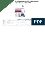 La Ley De Enjuiciamiento Civil Paso A Paso. Esquemas Procesales Civile de Vv.aa..pdf