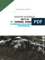 1. geomorfologia introduccion