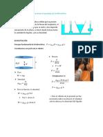 Demostrar Matemática Mente La Paradoja de La Hidrostática