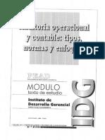 Auditoria Operacional y Contable