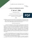 P. d. C 2564 (Radicado Por B. Marquez)