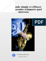 Digitaciones Saxofón 2