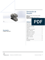 ANALISIS solidworks
