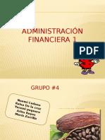 Administración Financiera 1 presentacion.pptx