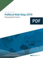 Political Risk Map 2019