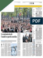 Levantamiento de Guaidó se quedó a medias