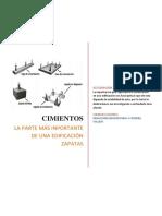 Proceso Constructivo Zapatas Continuas (1)