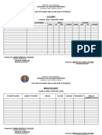 Headnursing Forms