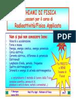Rad00-RichiamiFisica