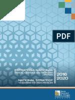Estrategia JND 2016-2020