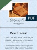 Oficina de Poesias 1