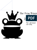 Frog Prince from Punkin Patterns