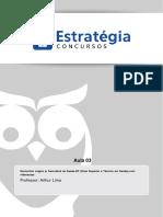 Aula 03 - Princípios de contagem. Arranjos e permutações. Combinações..pdf