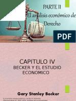 CAP 4 BECKER Y EL ESTUDIO ECONOMICO 2019 1.pptx