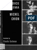The Voice in Cinema - Michel Chion.pdf