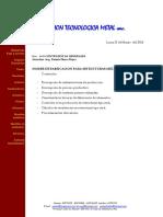 Fabricacion y Calculo Estructural de Materiales Tipo Rack Para Almacenes