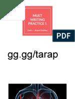 Tambunan_muet Writing Practice (Task 1) - Heart Attack