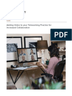 Polycom Defy Distance Video and Teleworking Sales Guide Enus