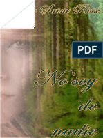 No soy de nadie - Saint Rose, Sophie.pdf