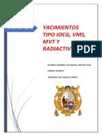 RESUMEN YACIMIENTOS IOCG, MVT, VMS Y RADIACTIVOS.docx