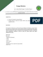 Campo electrico INFORME.docx