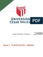 1 Planificacion Urbana Sostenible