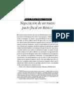 Steven B. Webb y Christian Y. González -Negociación de Un Nuevo Pacto Fiscal en México