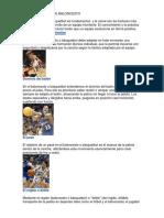 14 Fundamentos de Baloncesto
