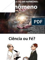 2) Ciência e Fé - Êndel Alves