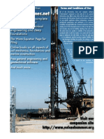 Soil and Foundation Manual Vol. 1