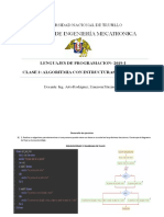 [02]-Práctica de Estructuras Selectivas