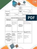 Formato de Observación Empresarial