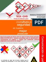 Fichas de difusión SGA