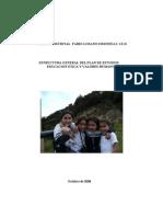 Plan de Estudios Etica 2008.1