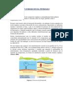 Geología Del Petroleo