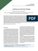 Genetic Hearing Loss
