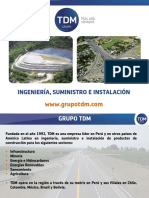 Presentación TDM