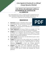 REQUISITOS+REGISTRO++TÍTULO++ABOGADO