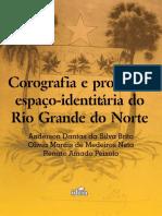 2018 - eBook - Corografia e Produção Espaço-identitaria Do Rio Grande Do Norte