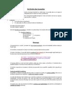 Ponto 05, Direito Civil - Sucessões