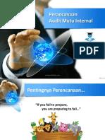 4 Perencanaan Audit SPMI